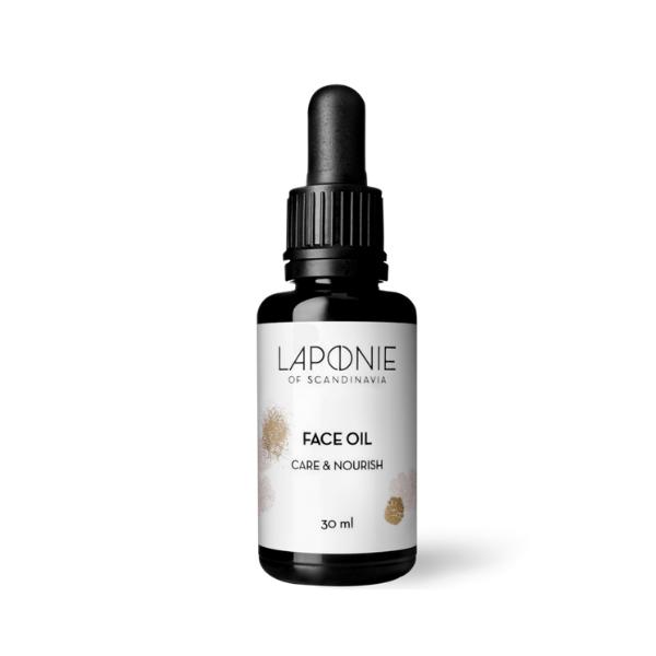 Laponie of Scandinavia Face Oil kasvoöljy 30 ml