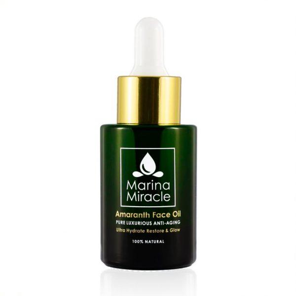 Marina Miracle Amaranth Face Oil kasvoöljy 30 ml